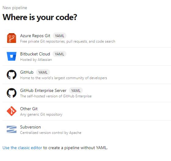 Azure Code Store